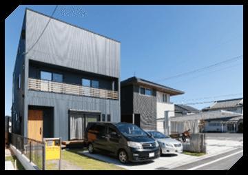 豊富な住宅ラインナップ